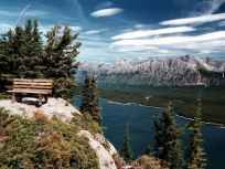 Elekes Viewpoint, Indefatigable trail, photographer unknown